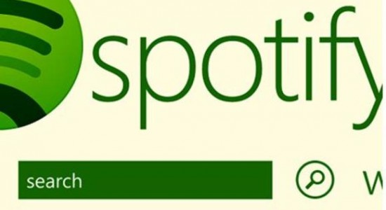 Spotify gratis para Windows Phone 8
