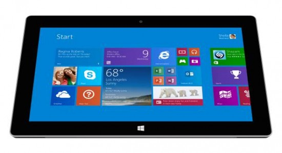 Surface 2 RT