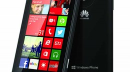 Huawei W1 - Windows Phone 8