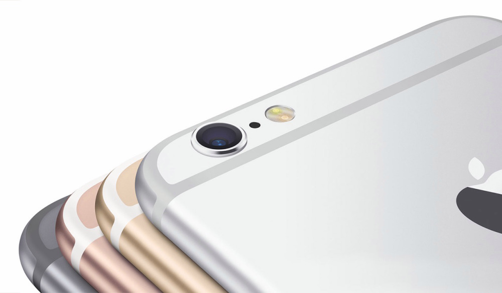 iPhone 6s - Colores